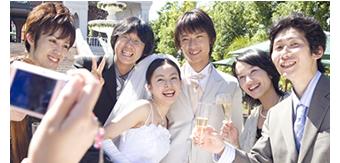 結婚式二次会事業イメージ